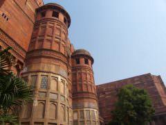 Agra Fort © J Dale