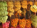 Munnar market © M O'Dell