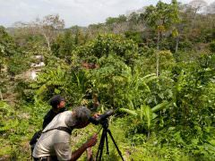 Birding at Canopy Camp © Canopy Family