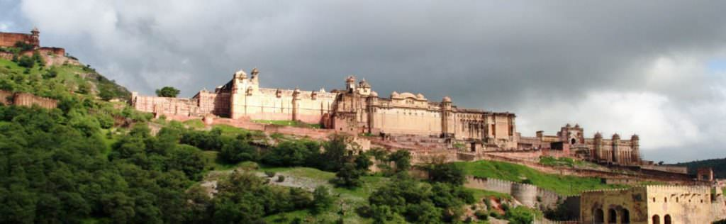 Amber Fort, Jaipur © P Vashistha