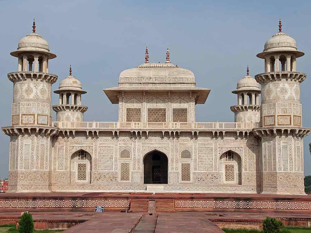 Baby Taj in Agra © P Vashistha