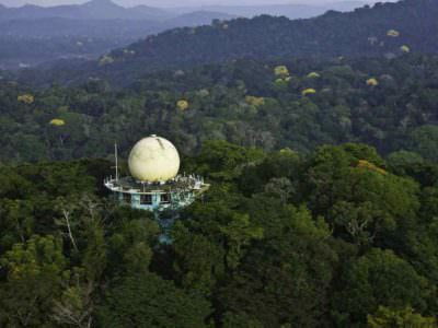 Canopy Tower, Soberania National Park © Canopy Family