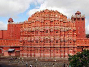 Hawa Mahal, Jaipur © P Vashistha