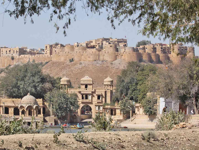 Jaisalmer Citadel © R F Porter