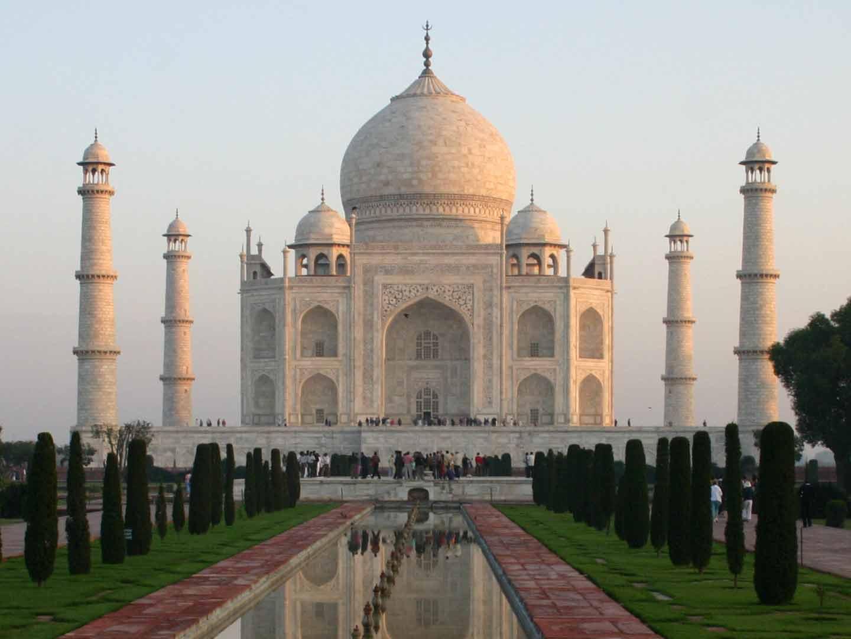 Taj Mahal © K Barnes